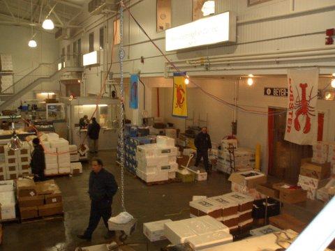 New fulton fish market for New fulton fish market